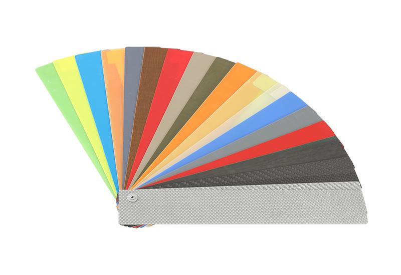 可定做不同颜色板